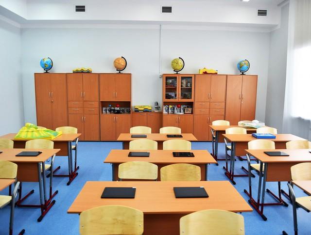 Школьный класс