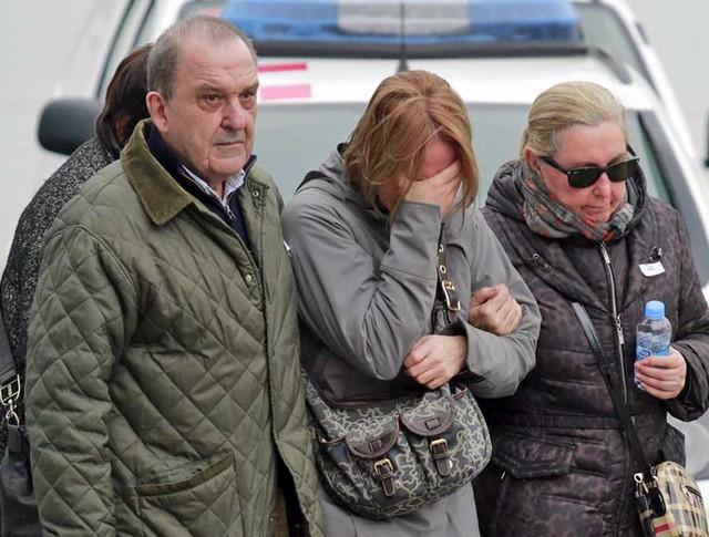 Близкие пассажиров разбившегося самолёта авиакомпании Germanwings