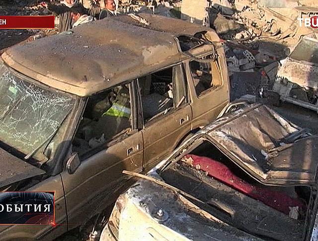 Военные действия в Йемене