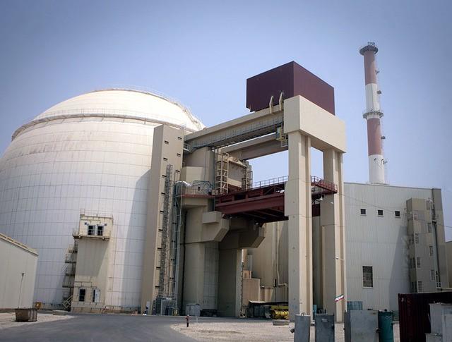 Иранская атомная программа