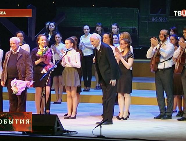 Концерт авторской песни, посвященный 70-летию Победы