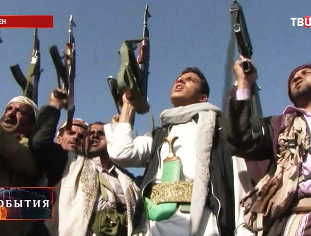 Волнения в Йемене