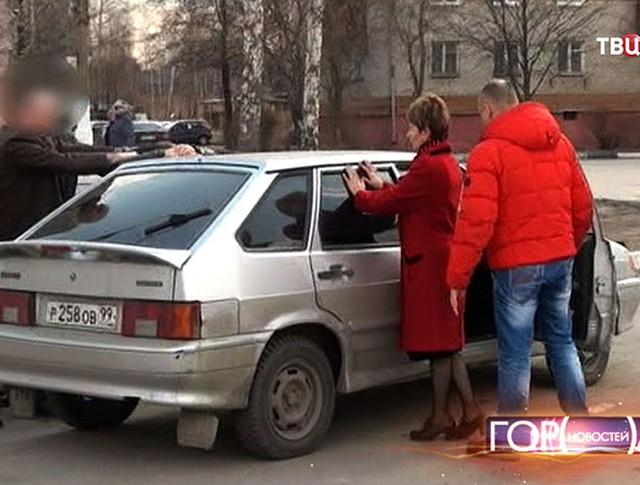 Задержание учительницы, заказавшей убийство своего ученика