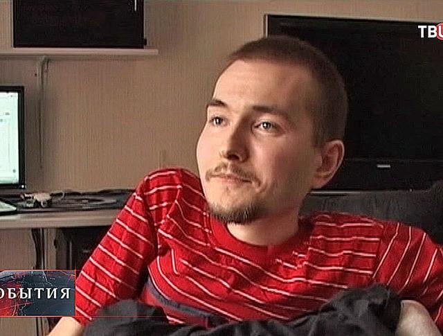 Программист Валерий Спиридонов
