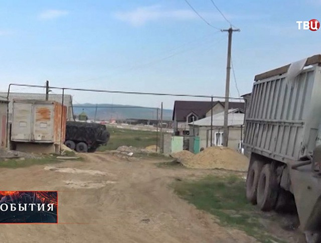 Боевые действия в Дагестане