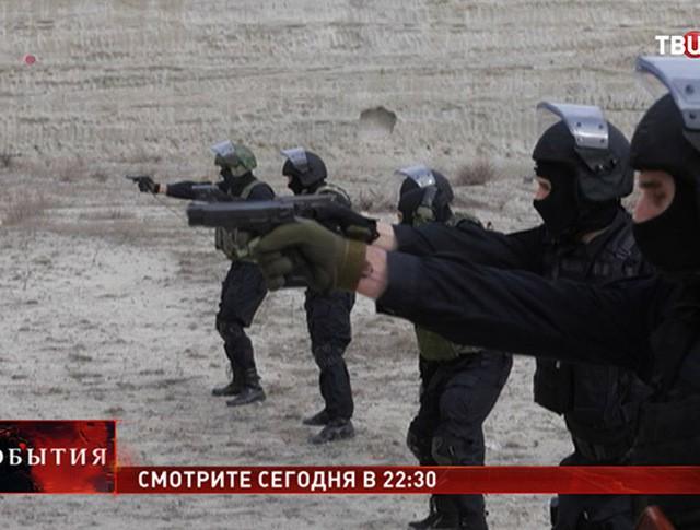 Боевые действия в Крыму