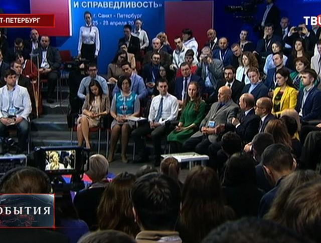 Медиафорум в Санкт-Петербурге