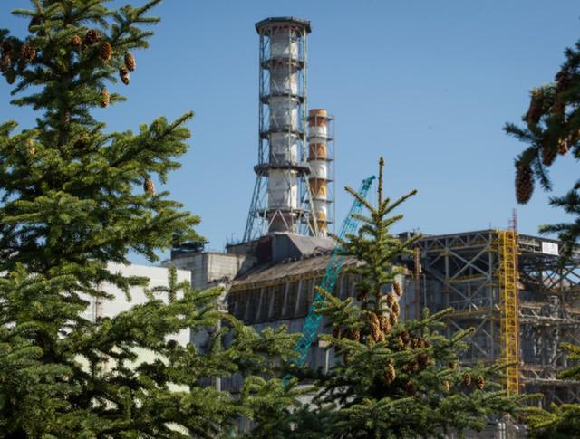 Четвертый аварийный энергоблок ЧАЭС