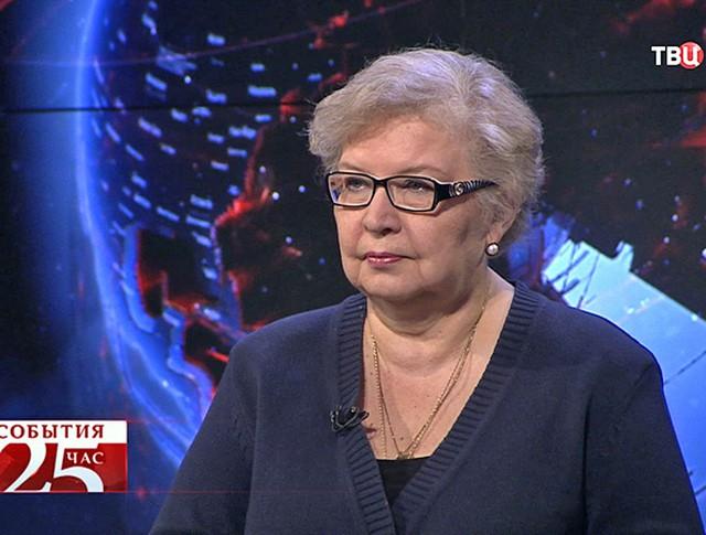 Елена Гуськова, руководитель Центра по изучению современного Балканского кризиса Института славяноведения РАН
