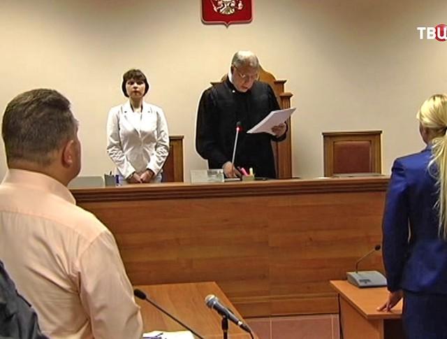 """Суд по делу об убийстве главы фабрики """"8 Марта"""""""