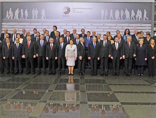 """Саммит """"Восточное партнерство"""""""