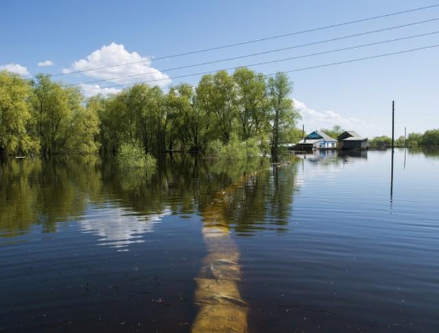 Паводок в Томской области