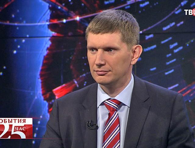 Глава департамента экономической политики Москвы Максим Решетников