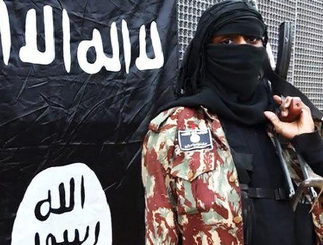 Боевик группировки ИГ