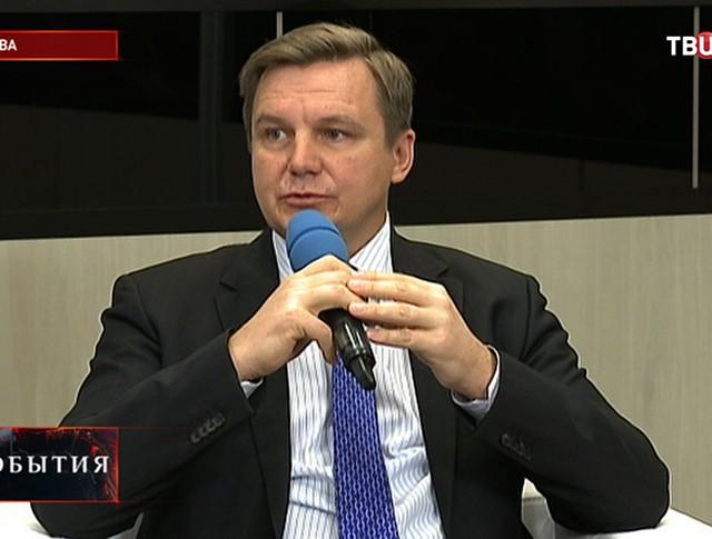 Председатель комитета Госдумы по физической культуре, спорту и делам молодежи Игорь Ананских
