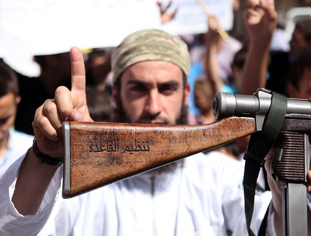 """Боевик группировки """"Исламское государство"""""""