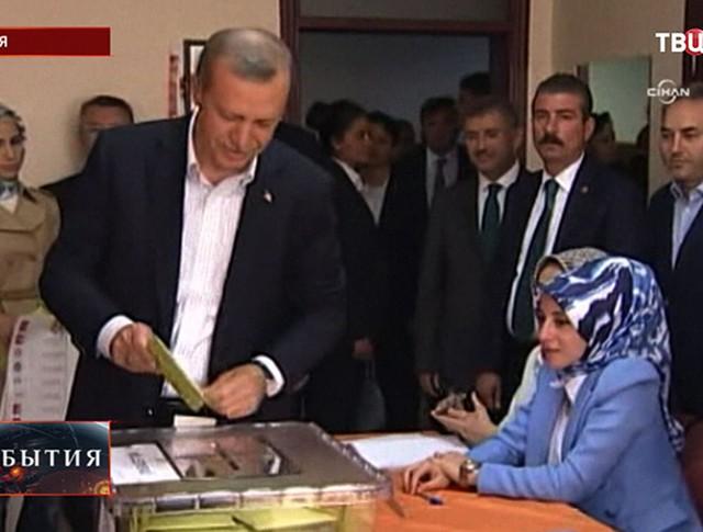 Парламентские выборы в Турции