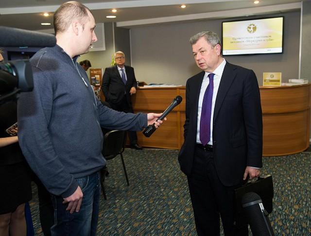 Врио губернатора Калужской области Анатолий Артамонов