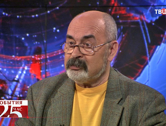 Военный обозреватель ТАСС Виктор Литовкин