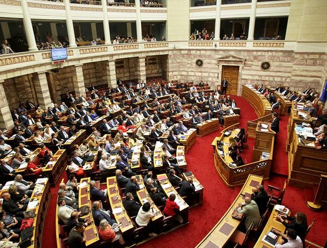 Парламент Греции