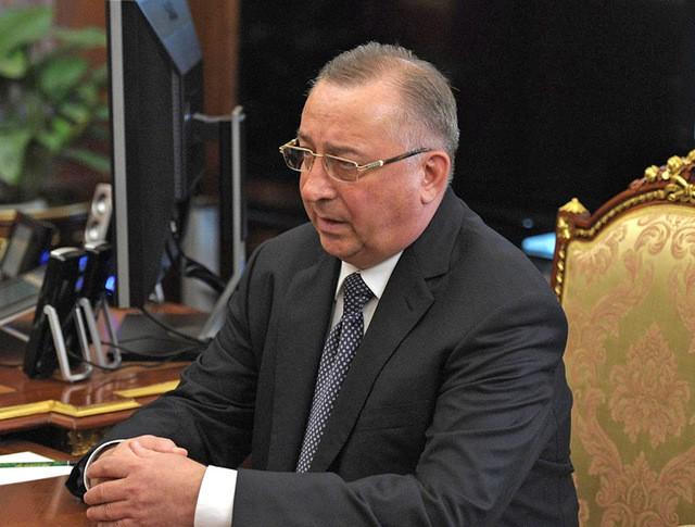 Глава компании «Транснефть» Николай Токарев