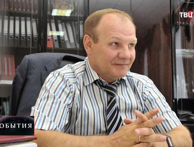 Бывший мэр Благовещенска Александр Мигуля