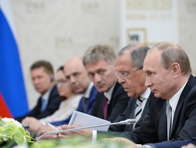 Российская делегация на саммитах ШОС и БРИКС в Уфе