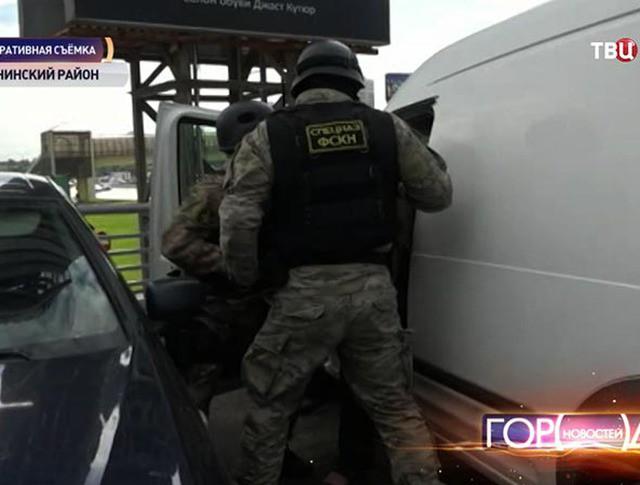 Задержаны наркоторговцы