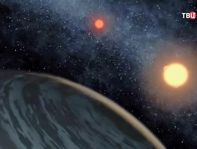 Модель планетной системы