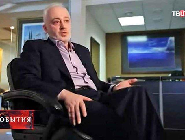 """Бывший топ-менеджер """"Роснано"""" Леонид Меламед"""
