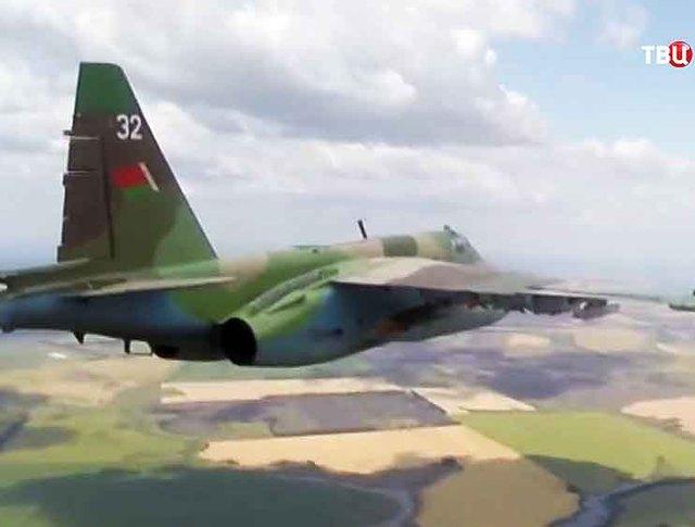 Истребитель Белорусских ВВС