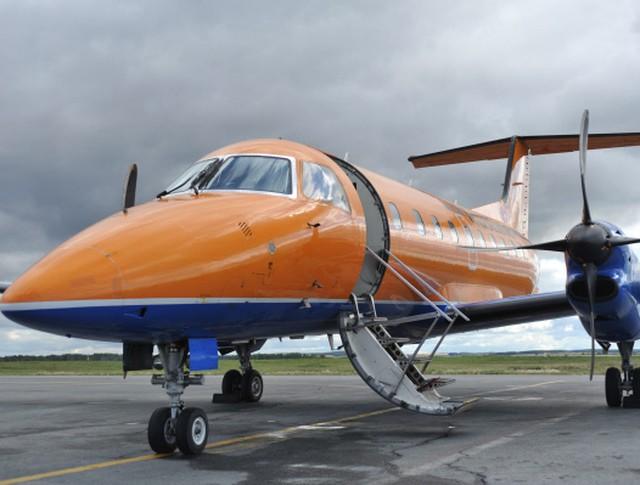 """Самолёт Embraer-120 авиакомпании """"Руслайн"""""""
