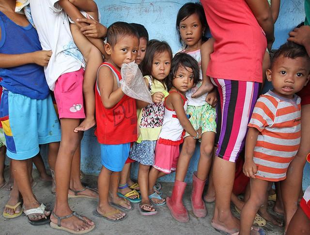 Филипинские дети