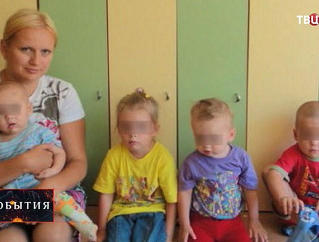 Убитая семья Олега Белова