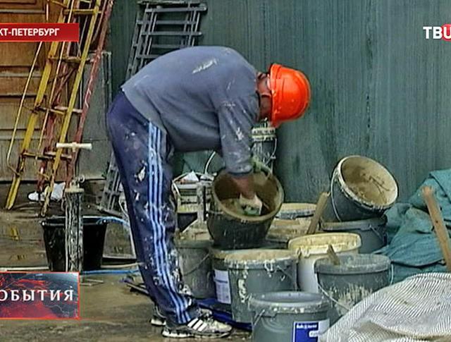 Реставрация колоннады Казанского собора