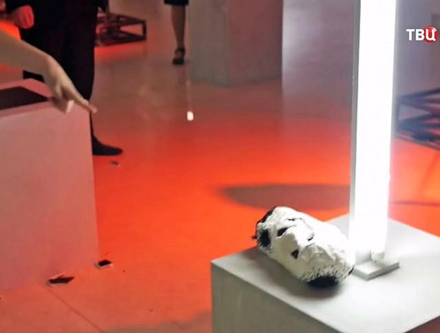 Погром на выставке в Манеже
