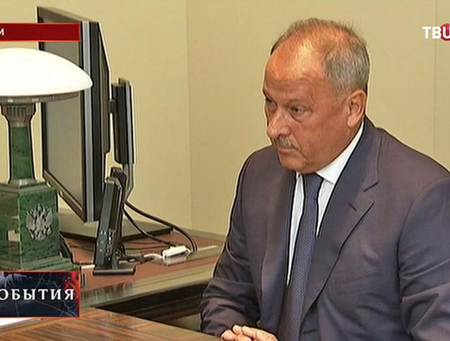 Глава госкорпорации Владимир Дмитриев