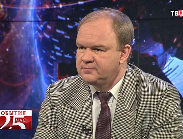 Николай Топорин, директор Центра информации и документации Совета Европы, доцент кафедры европейского права МГИМО