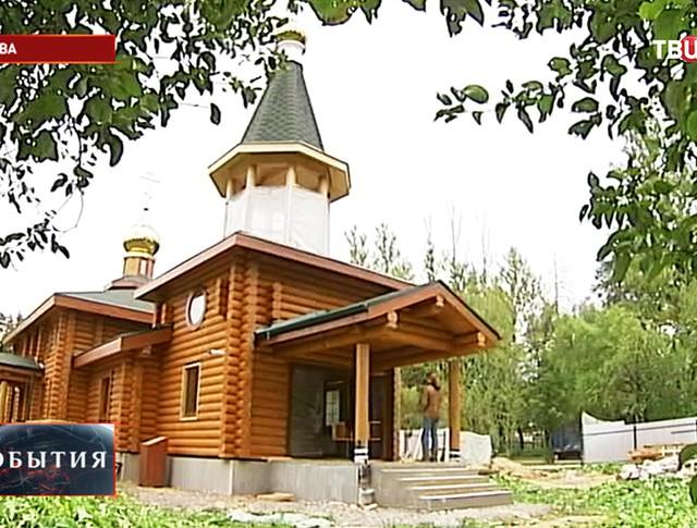 Храм, посвященный князю Олегу Брянскому