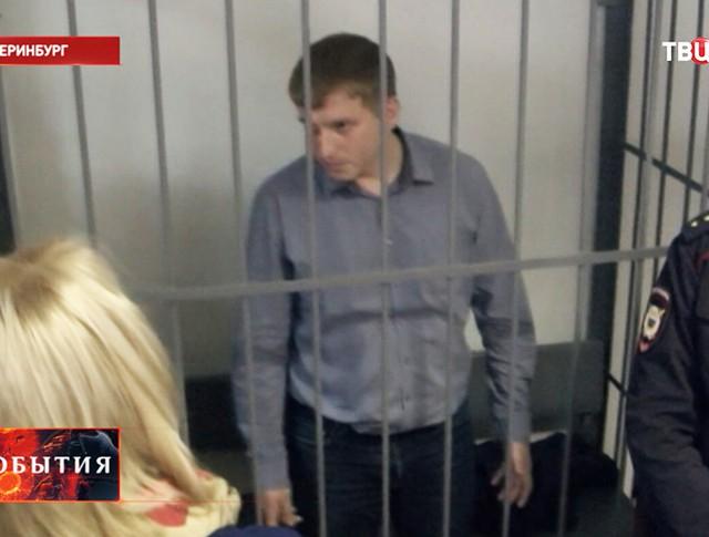 Подсудимый по делу о пытках задержанных