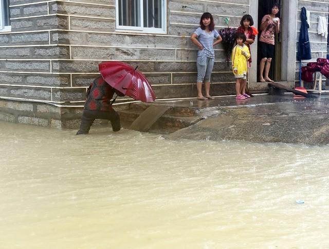 Последствия тайфуна на Тайване