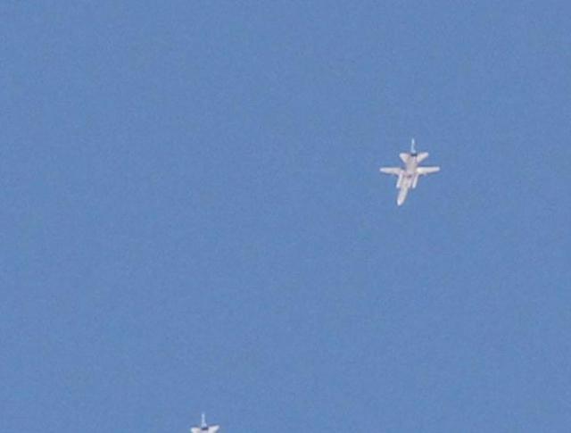 Боевая авиация в Сирии