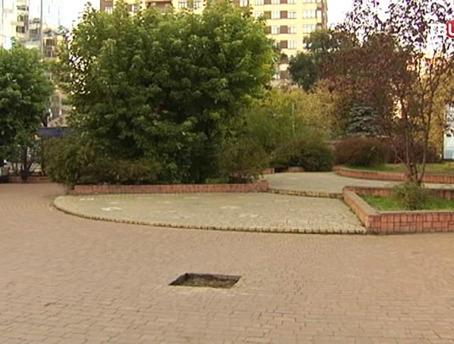 В Москве похитили памятник актеру Евгению Леонову
