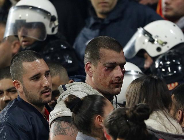 Беспорядки в Черногории