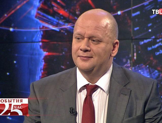 Алексей Лобанов, эксперт Всемирного координационного совета российских соотечественников