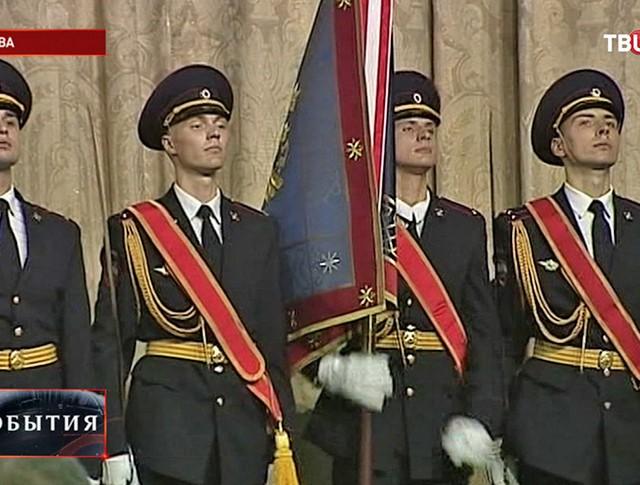"""Праздничный концерт в ГЦКЗ """"Россия"""""""