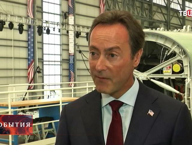 Глава концерна Airbus Фабрис Брежье