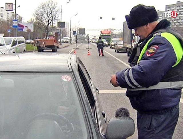 Защита от инспектора дпс инструкция для водителя