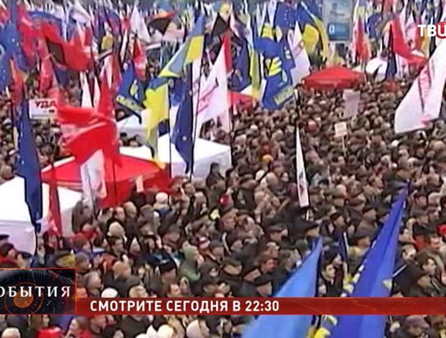 """Смотрите в 22:30 специальный репортаж """"Родина Майданов"""""""