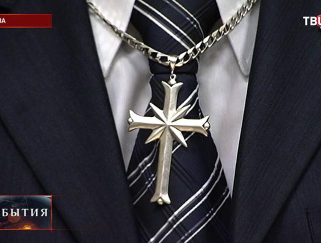 Крест саентологической церкви